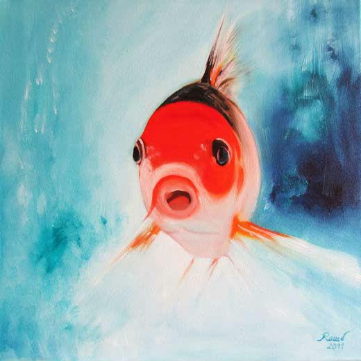 Fish - Orange