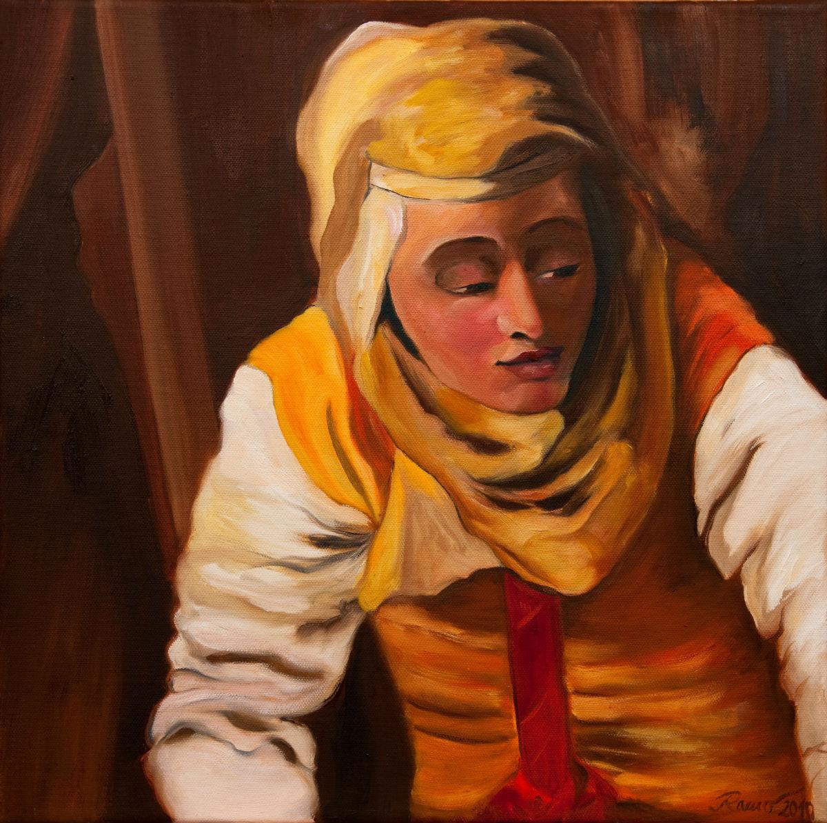 Ode an Vermeer