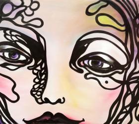 100 x 70 cm, oil on canvas, 2012