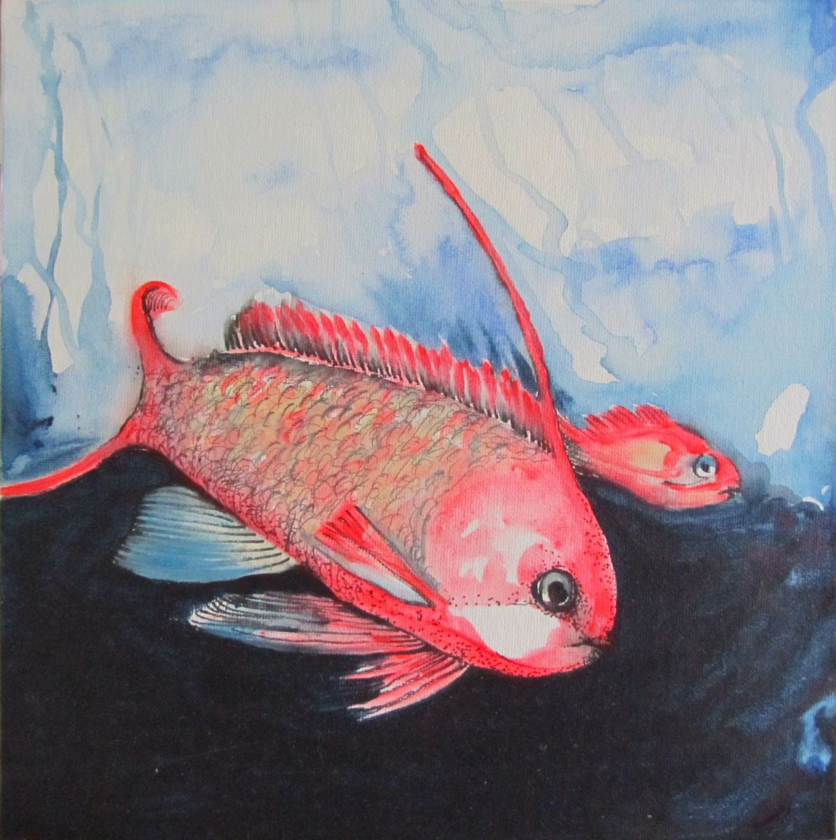 Fish - four of nine