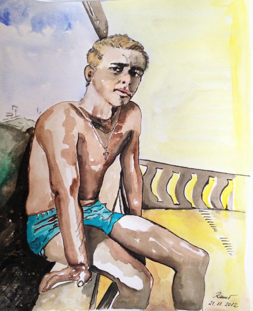 Der Junge von St. Tropez