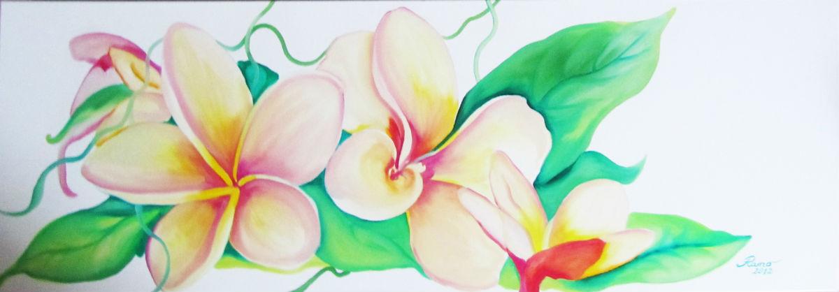 Bali Blüte