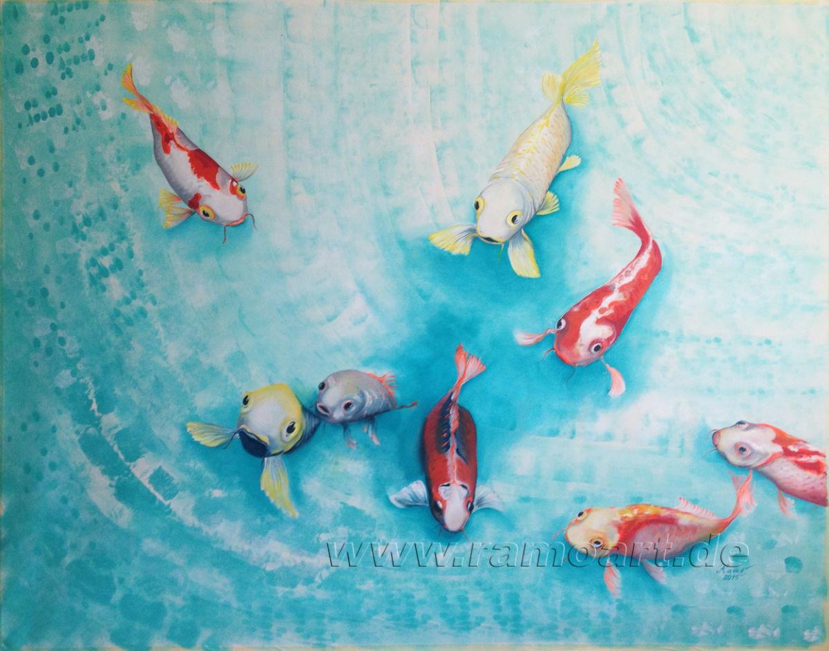 Fish Family 1