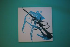Chameleon by Ramona Romanu - 2012