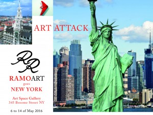 RAMOART goes New York