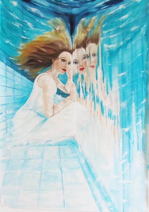 Underwater Mirror
