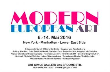 ModernEuropeanArt2016