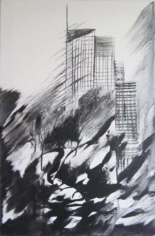 Skyline Upper Eastside Manhattan 3